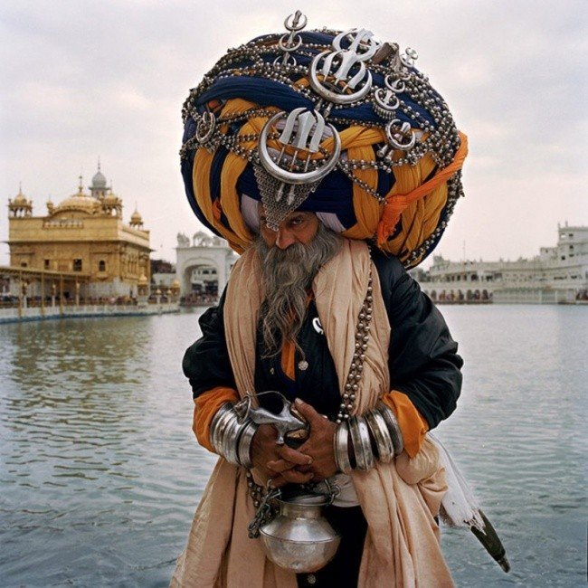 Индийский сикх