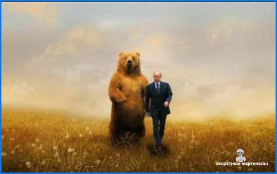 Путин любит животных