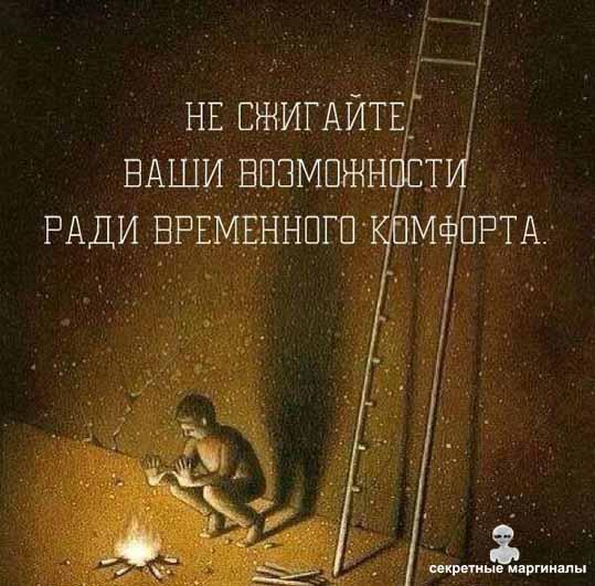 Не сжигайте совет
