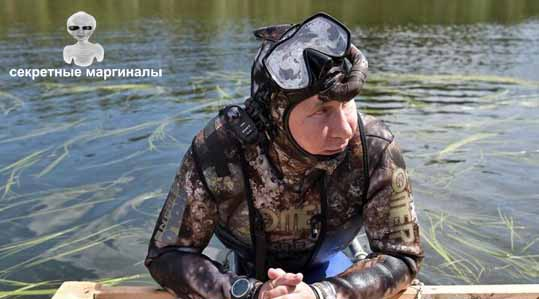 Путин и щука демотиватор