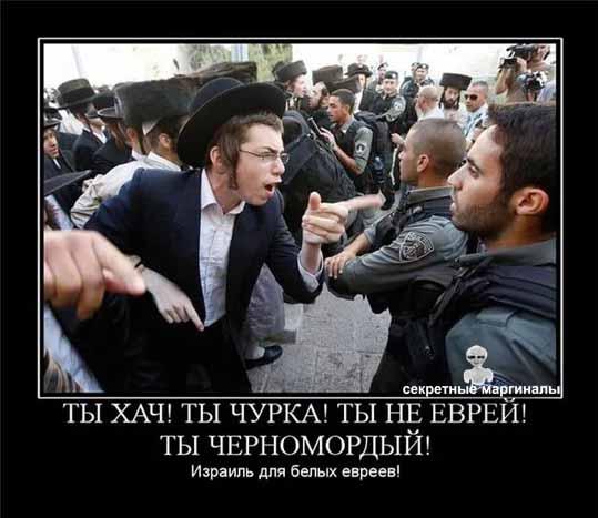 Евреи демотиваторы