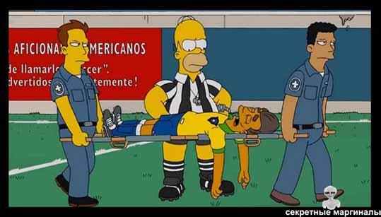 Симпсоны Simpsons