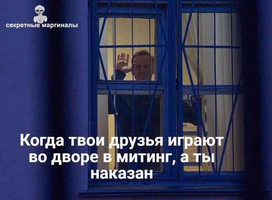 Хомячки Навального