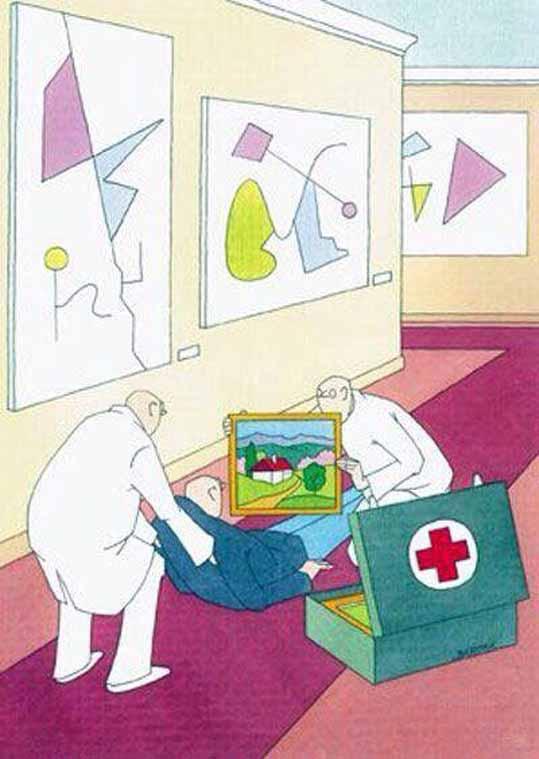 лечение искусством