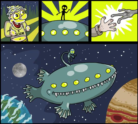 космическая рыба