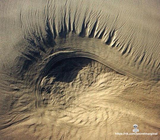 Глаз пустыни
