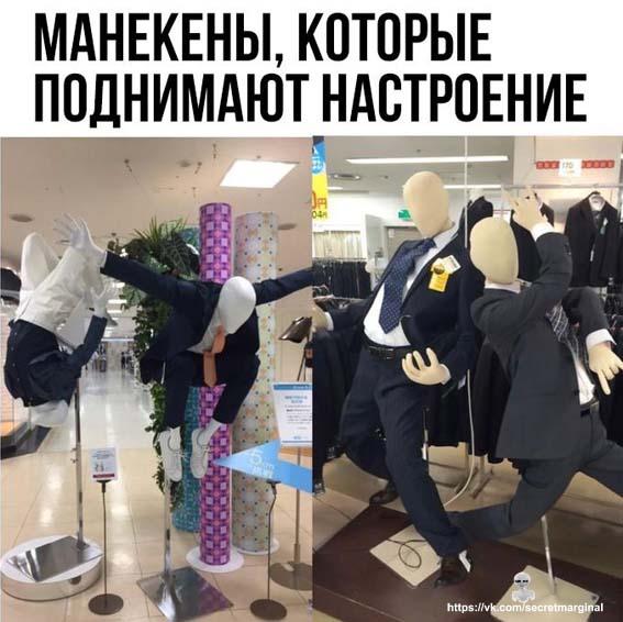 манекены