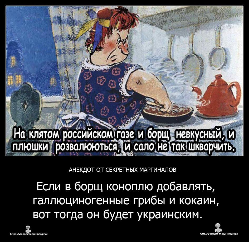 борщ  украинский